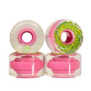 60mm Slimeballs OG Slime Clear Pink 78A