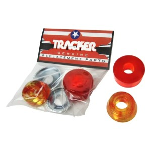Tracker Bushing Kit Medium Orange (For 2 Trucks)