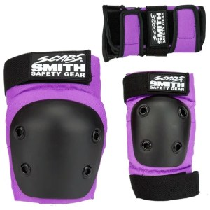 Smith Scabs Youth Pad Set (Elbow/ Knee/ Wrist)