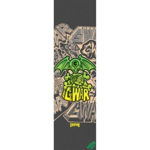 9″ MOB GWAR x Creature Collab Grip Tape