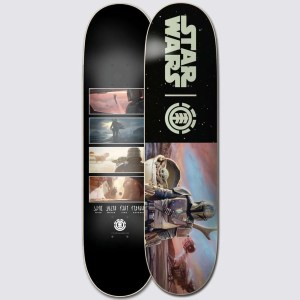 8.25″ Element Star Wars Hunter and Prey Deck