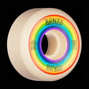 56mm Bones Reyes Portal Wheels V6 Wide Cut