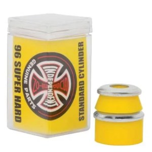 Independent Standard Cylinder (96a) Bushings Super Hard Yellow