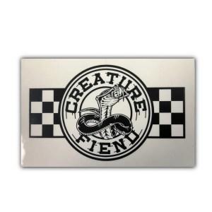 Creature Fiend Sticker