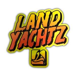 Landyachtz Sticker Yellow