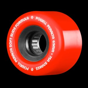 69mm Powell Peralta Snakes Red
