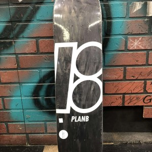 7.75″ Plan B Stained Team Deck