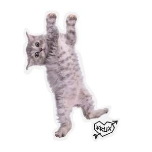Krux Kitty Hanger Sticker