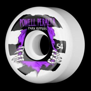 54mm Powell Peralta Park Ripper Wheels