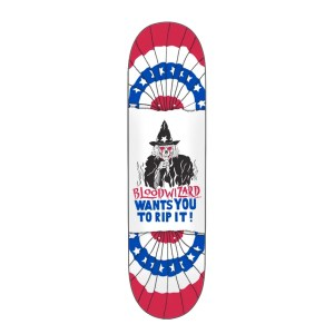 8.5″ Blood Wizard Rip It Deck