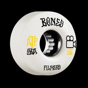 60mm Bones Filmers ATF Wheels