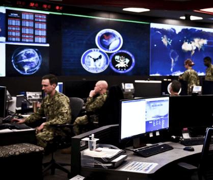 Credit: U.S. Fleet Cyber Command/U.S. Tenth Fleet