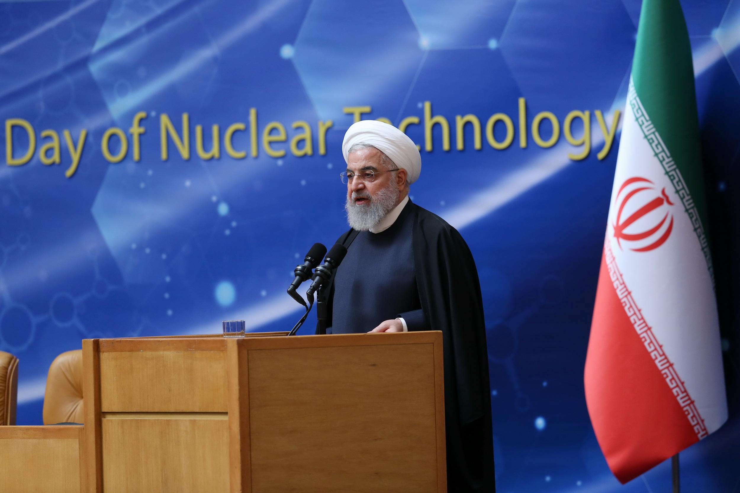 Photo Credit: President of Iran