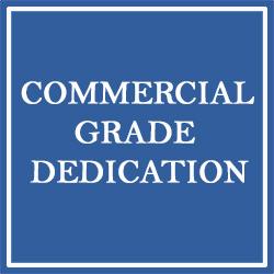 Commercial Grade Dedication