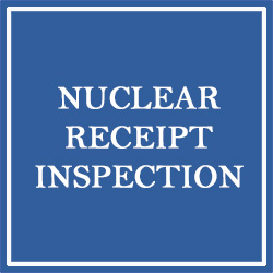 Nuclear Receipt Inspection