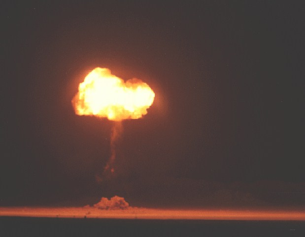 Nuclear Tests (2/2)