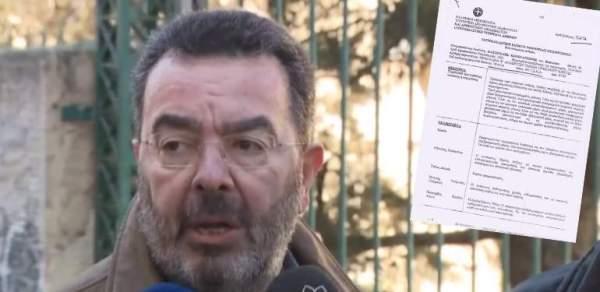 Υπό έλεγχο για πιθανή τέλεση πειθαρχικού παραπτώματος βρίσκεται πλέον ο ιατροδικαστής Σωτήρης Μπουζιάνης, ο οποίος οδήγησε στην εξαγωγή βιαστικών συμπερασμάτων για την υποτιθέμενη σεξουαλική κακοποίηση του 11μηνου βρέφους από τη Συρία.