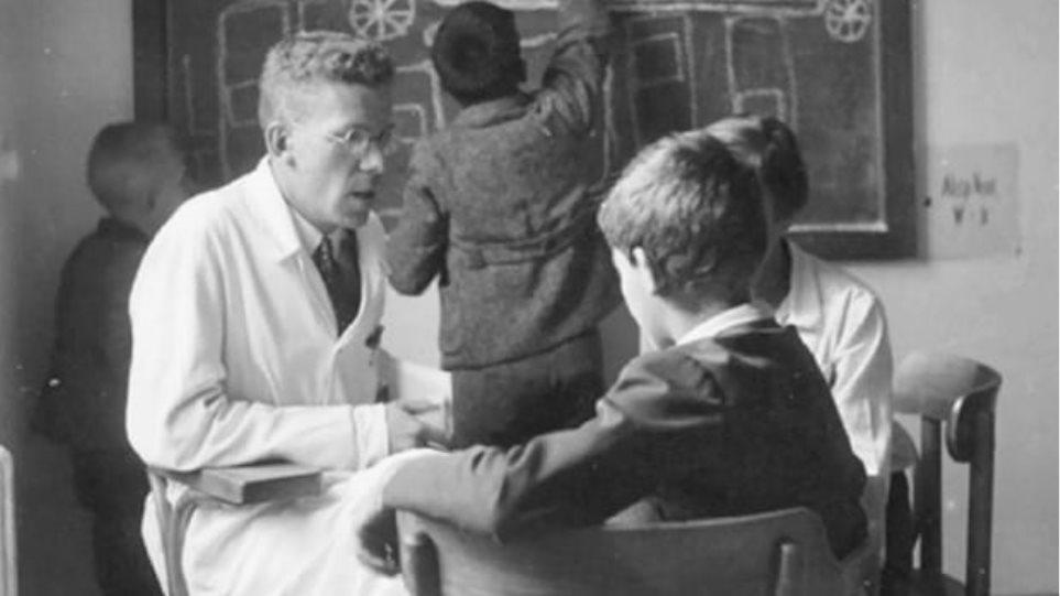 Αποκάλυψη σοκ: Ο Άσπεργκερ είχε στείλει εκατοντάδες παιδιά στο θάνατο επί Χίτλερ!