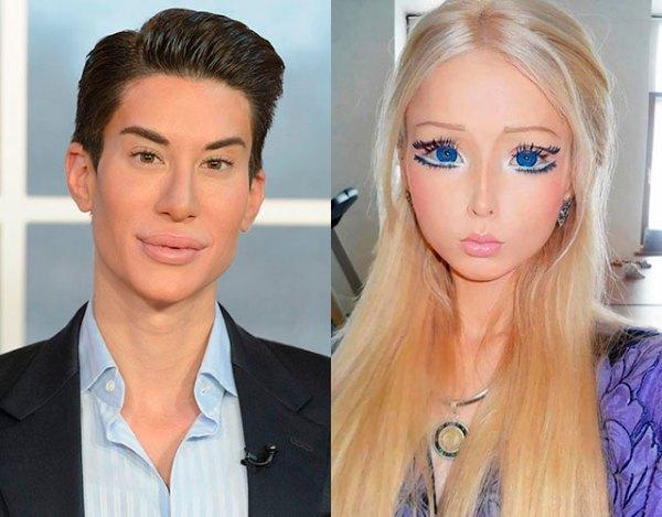 Ken Barbie Human