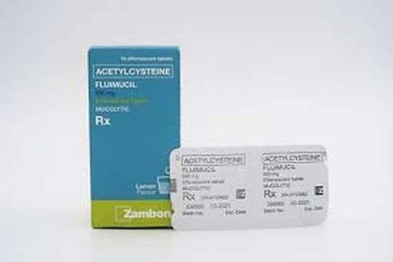 Ν-ακετυλ-κυστεΐνη - Φθηνό και παλιό φάρμακο μπορεί να μειώνει τους θανάτους από COVID-19