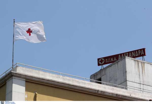 Κοροναϊός: Σε καραντίνα λόγω κρούσματος γιατροί και νοσηλευτές στο ΠΓΝΑ Αλεξάνδρα