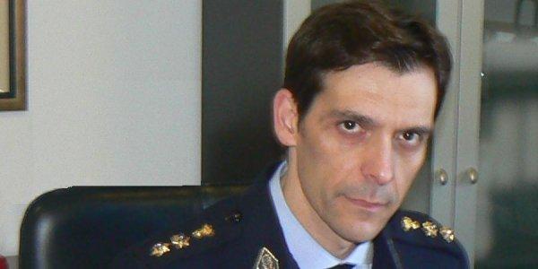 Παναγιώτης Στάθης:  ο νέος Διοικητής της 1ης ΥΠΕ