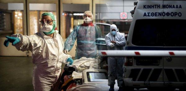 Κορωνοϊός: Άκαρπη η συνάντηση Κικίλια με Ιατρικούς Συλλόγους – Ολοταχώς για επιστράτευση