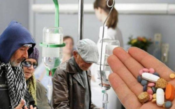 Δίπλα στους άπορους κι ανασφάλιστους ασθενείς