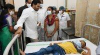 Μυστηριώδης ασθένεια πλήττει την Ινδία Ένας νεκρός και εκατοντάδες νοσηλευόμενοι -Όλοι αρνητικοί στον κορωνοϊό!