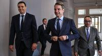 Ο κ. Μητσοτάκης συνεχίζει τις εθιμοτυπικές επισκέψεις στα Υπουργεία, χωρίς ατζέντα και, κυρίως, χωρίς επίγνωση της πραγματικότητας.