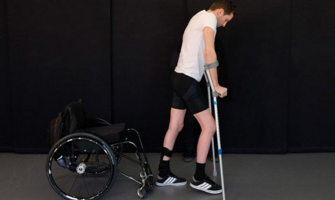 Κινητική αναπηρία