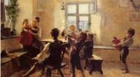 """Γεώργιος Ιακωβίδης, """"Παιδική συναυλία"""", 1899"""