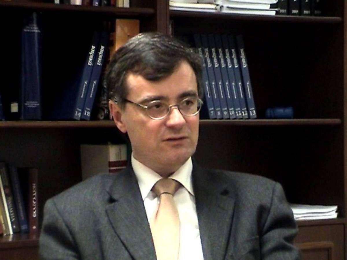 """Σωτήρης Τσιόδρας: Δεν υπάρχει ούτε μία πιθανότητα στο εκατομμύριο να βρέθηκε το βακτήριο της χολέρας στο """"Έλενα Βενιζέλου""""!"""