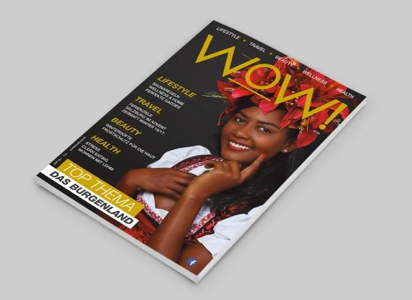 Lifestylemagazin WOW Nr. 04/16