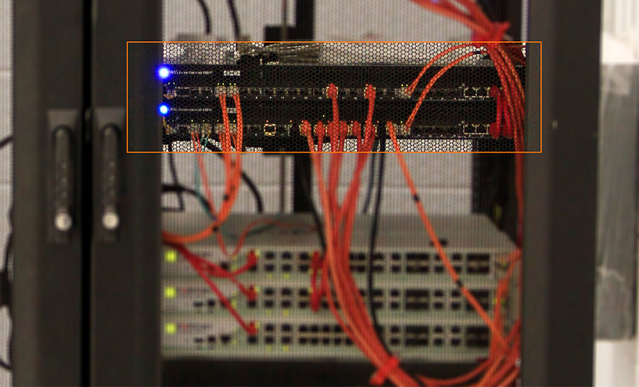 rack unit in colocation data centers