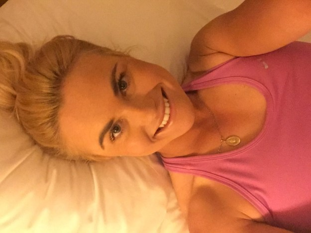 Pro golfer Carly Booth nude leaked selfies The Fappening 2017