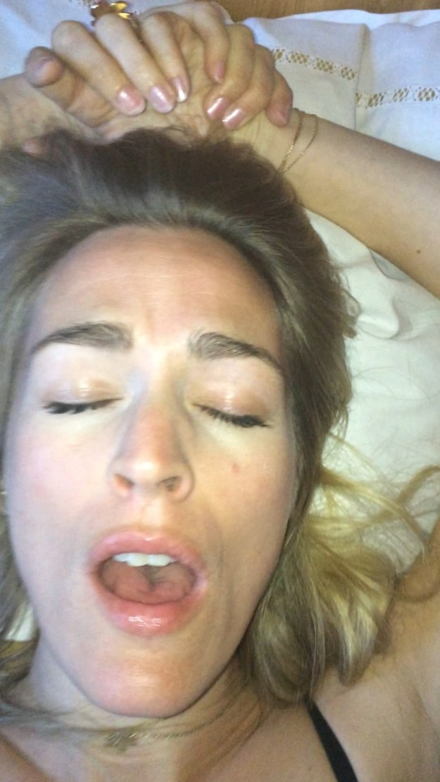 Laura Bach Leaked Blowjob