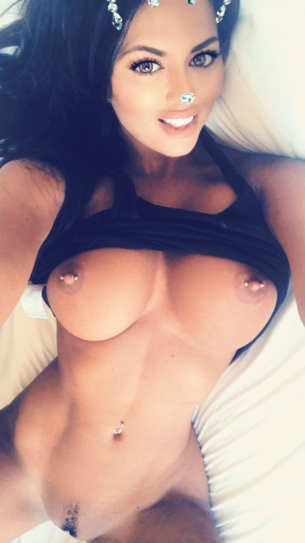 Instagram Model Italia Kash Leaked Nude Photos and Videos