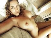 Jason Statham's ex-girlfriend Kelly Brook Leaked Nude Selfies
