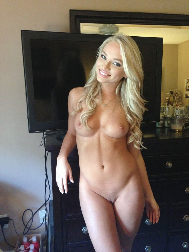 Lingerie Model Tara Booher Nude Photos Leaked The Fappening