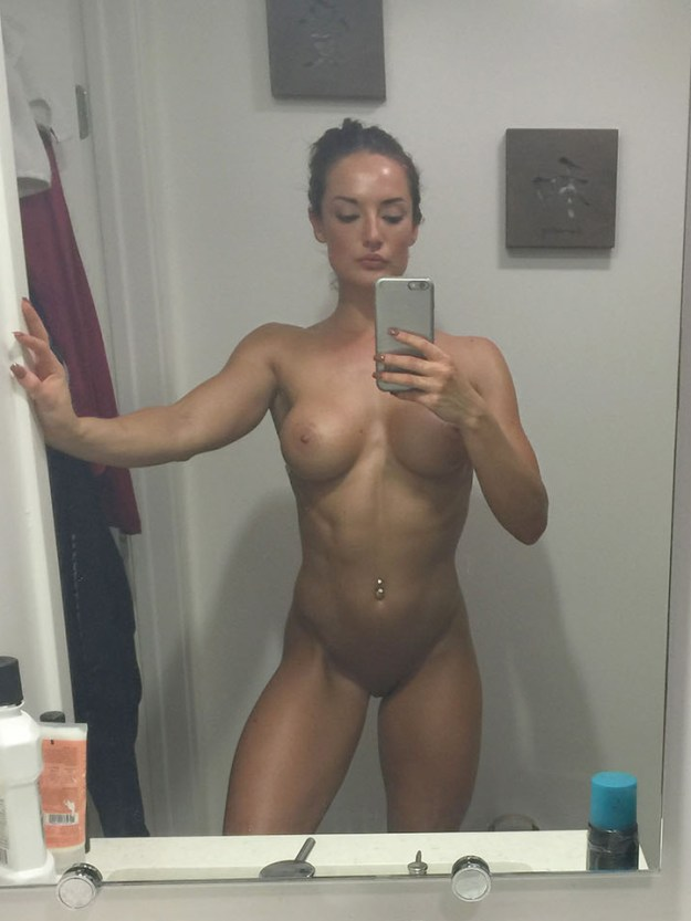 Instagram fitness model Whitney Johns nude leaked masturbation and sex tape videos