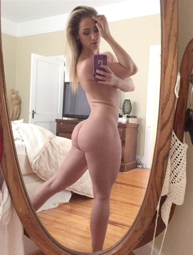 Elite trainer Jenna Fail nude photos leaked from hacked iCloud by The Fappening 2018