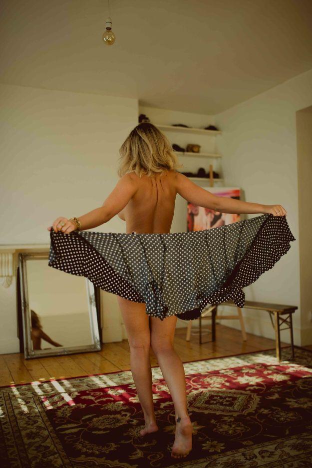 Glamour model Megan Barton Hanson nude photos leaked The Fappening 2018
