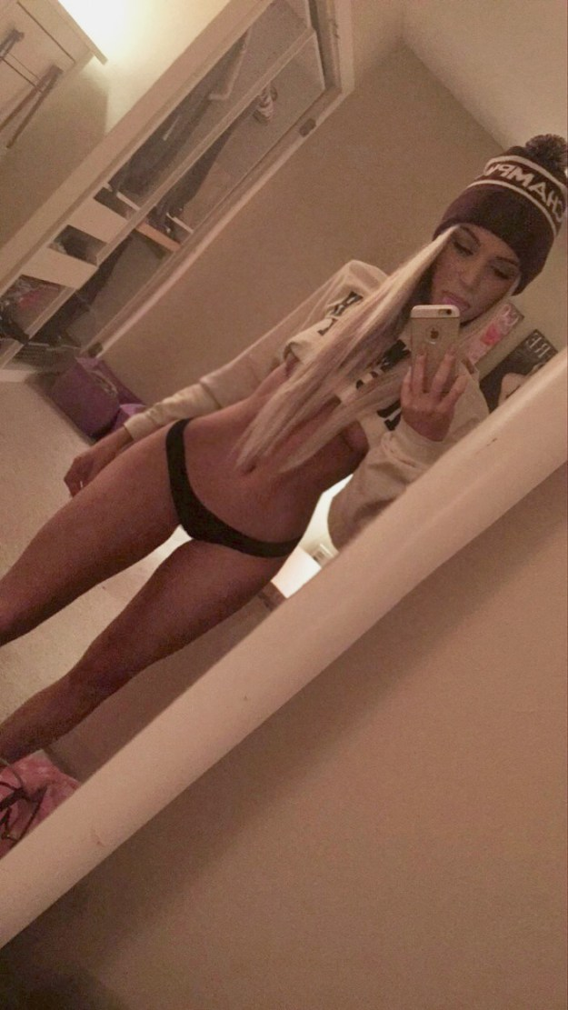 Alexandra Cooper nude photos leaked from SnapChat The Fappening 2019