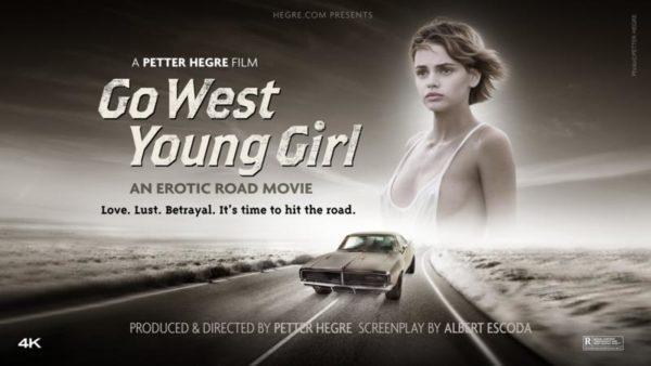 Hegre-Art- Ariel & Jolie – Go West Young Girl