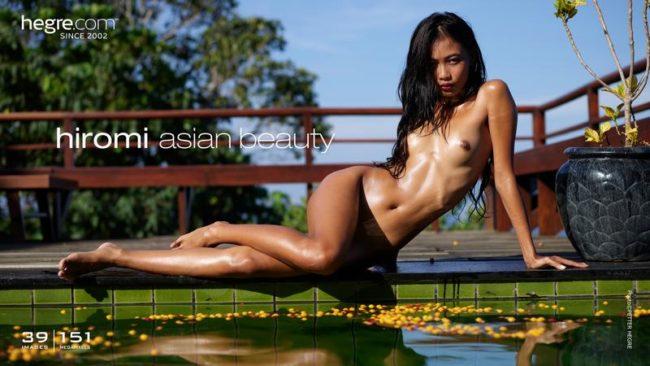 """Hegre-Art – Hiromi """"Asian Beauty"""""""