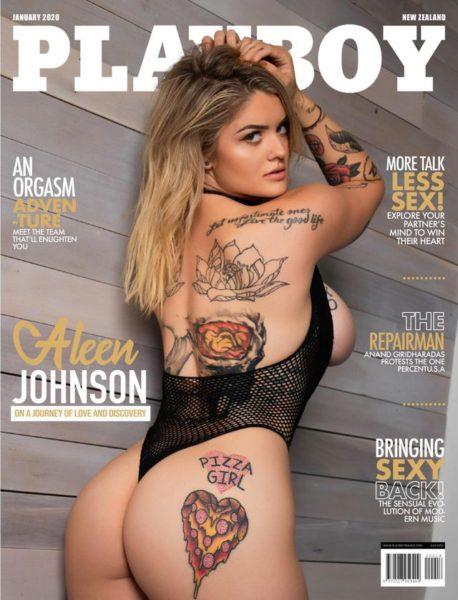 Playboy New Zealand – January 2020