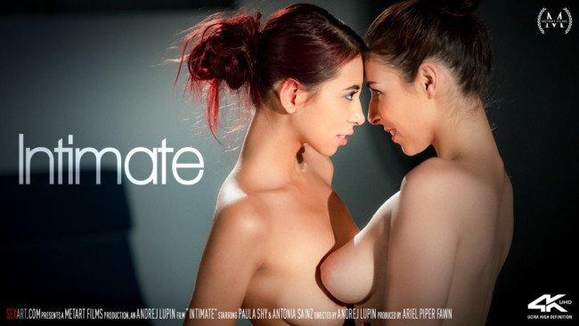 SexArt – Antonia Sainz & Paula Shy – Intimate (Video)