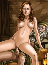 Nasty intercourse wizard