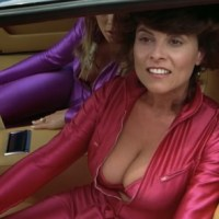 Adrienne Barbeau, etc sexy in The Cannonball Run (1981) 1080p Blu-ray